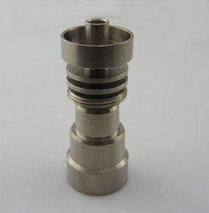 В Наличии ! 2016 Новый титановый гвоздь 14mm18mm 4 в 1 domeless titanium nail vs Керамический гвоздь или кварцевый гвоздь