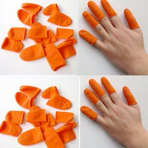 Волос латекса безопасности пальцев протектор Шилдс палец кроватки для Fusion волос наращивание волос extenisons инструменты