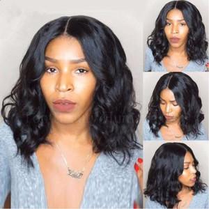 8A Best Glueless Full Lace Wigs 100% Virgin Brazilian Full Lace Human Hair Wigs For Black Women,Lace Front Wig Short Bob Wigs