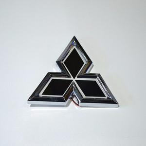 Car Styling 7.65cm * 8.7cm 5D Emblema de la Insignia Posterior Emblema Logo led Luz Etiqueta de La Lámpara Para Mitsubishi GALANT-09 Lancer-10 LIONCEL-04 Zinger ASX CUV