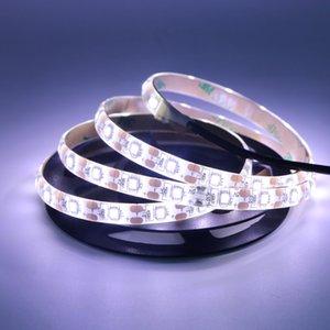 Edison2011 5V 1M 60LEDS USB кабель LED Strip Light лампа SMD3528 1M IP65 водонепроницаемый гибкая лента Лента ТВ фон лампы полосы