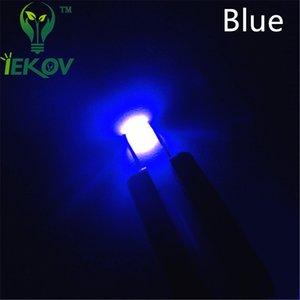 10000pcs Yüksek Kaliteli 0603 SMD / SMT Chip Mavi LED 465-475nm Bright Light Emitting Car ve oyuncaklar DIY için uygundur Diyot Ultra
