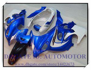 Juego de carenado de alta calidad ABS 100% en forma para Suzuki GSX 600F GSX 750F 2003-2005 2004 GSX600F / 750F 03 04 05 GSX600F / 750F 2003-2005 # RG773 AZUL