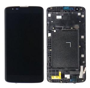 Nouvelle Arrivée Pour LG Tribute 5 K7 LS675 MS330 LCD Affichage Digitizer Avec Cadre Pleine Assemblée 5.0 pouces Cellulaire Réparation Pièces En Gros