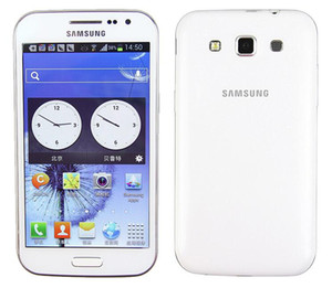 Yenilenmiş Samsung Galaxy Win I8552 Unlocked Cep Telefonu Quad Core RAM 1 GB ROM 4 GB Wifi 4.7 inç Android 4.1