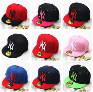 뉴 NY 야구 모자 snapbacks 모자 조정 모자 인기있는 Hiphop Hat 남성 / 여성 Ball Caps 크리스마스 선물 Snapback Sport cap 공장 가격