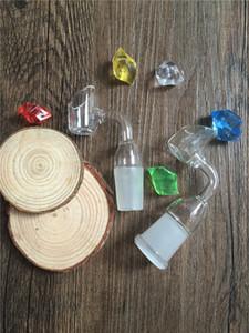 Clube grosso banger domeless prego de quartzo de Vidro 10mm / 14mm / 18mm, erva seca masculino / feminino tigela de vidro de tabaco