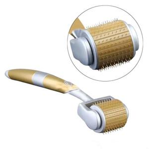 Sıcak Satış ZGTS Titanyum Mikro İğneli Anti Aging Akne Skar Kırışıklık Cilt Bakımı Derma Roller