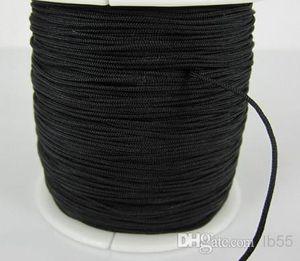 j2425 New Good 150M 160yards lot Chinese Knot String Nylon Cord Rope for Shamballa Bracelet u32425