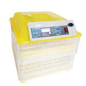 96 Eggs Small Incubator Vollautomatischer Haushaltsinkubator Small Egg Incubator
