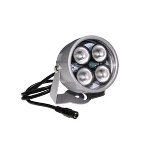 cctv 4 مجموعة ir led إضاءة ضوء cctv ir للرؤية الليلية بالأشعة ل كاميرا مراقبة للماء 40 متر المنور ملء مساعدة