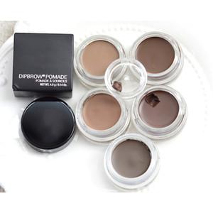 Neue heiße Augenbraue Pomade Augenbraue Enhancers Makeup Augenbrauen 8 Farben mit freiem Kleinpaket Verschiffen DHL