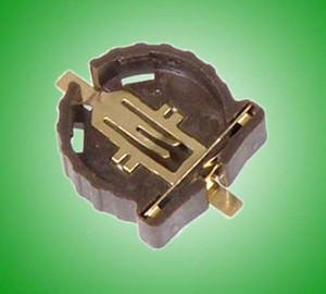 2000pcs Lot SMT battery holder  socket  clip for CR1220 button cells