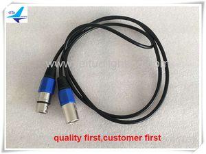 Cable de señal DMX de iluminación de señal de luz de línea de extensión de señal de 1,5 m.
