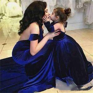 Kadife Balo Kızlar Pageant Elbise Backless Halter Benzersiz Kızlar Doğum Günü Balo Elbise Çocuk Resmi Aşınma Kat Uzunluk Çocuk Törenlerinde
