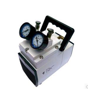 Pressão livre da bomba de vácuo do laboratório do diafragma do óleo do LH-85L mini ajustável para o cromatógrafo 30L / min