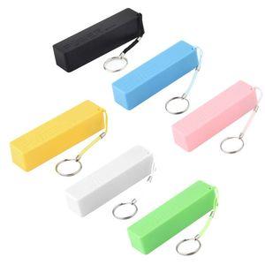 Универсальный Solderless 5 В 1A Стиль Парфюмерии Мобильный Power Bank Case Box DIY USB 1 * 18650 Крышка батарейного отсека KeyChain СДЕЛАЙ САМ