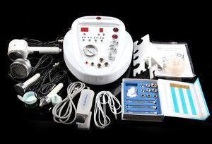 DIAMOND MICRDERMABRASION DERMABRASION PEEL 필링 기계 5 in 1 광자 피부 세정기 초음파 얼굴 미용 기계