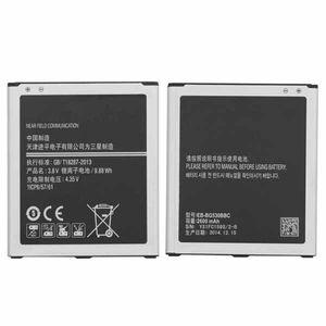Original OEM Grande Prime Bateria EB-BG530BBC j5 g500 g530 g531 Cellphone Bateria 2600 mAh Frete Grátis Atacado