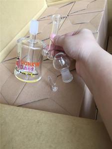 두꺼운 유리 봉 비커 봉 유리 물 파이프 비커 자료 최신 유리 봉 머리가 물 봉 흡연 유리 파이프 Waterpipe