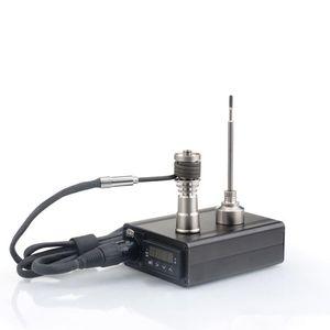 Caja electrónica al por mayor del regulador de la temperatura de la uña de Enail D del clavo para la bobina del clavo del fumador E de DIY con el clavo del Ti para el bong de cristal