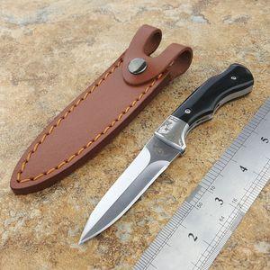 Ingranaggio esterno stile 2 Il coltello One regolabile Coltello con impugnatura in corno Tasca posteriore ripiegabile Utensili per il taglio di coltelli pieghevoli