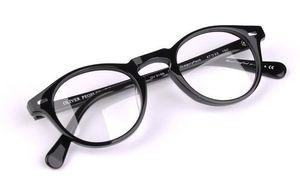 Gafas ópticas vintage montura oli people ov5186 gafas Gregory peck ov 5186 gafas para mujeres y hombres