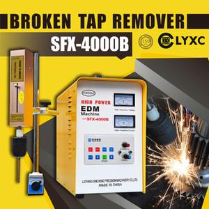 machine à érosion portable Tap buster EDM taraud Extraction Portable système Edm brisé Taps Remover