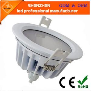 O diodo emissor de luz conduziu o downlight 7w 9w 12w15w 18w 24w IP65 impermeável conduziu o downlight