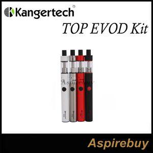 Kanger Top Evod Kit Projeto Top-enchimento VOCC-T 1.7ml Tanque com bateria 650mah Kanger Starter Kit Melhor Kit Vaping 100% Autêntico