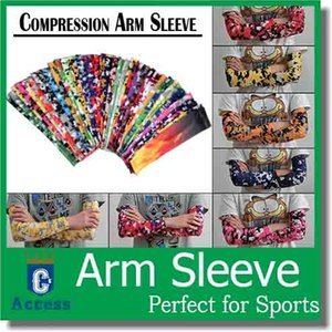 2017 Cheji Cycling Bike UV Sun Protection Arm Warmers Cycle Cuff Sleeves Cover 128 color