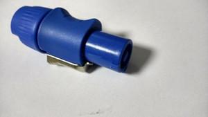 1 adet mavi konnektör Neutrik NAC3FCA PowerCon 20A AC Kablo