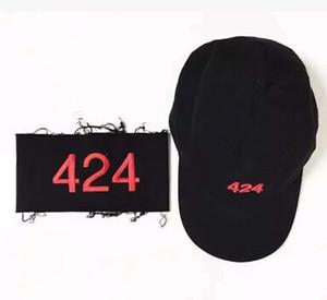 Chance 3 bordado 424 Snapback sombreros para hombres mujeres Hip Hop Gorra de béisbol Mujeres Sombrero para el sol Golf de verano Gorra Casquette Gorras barato