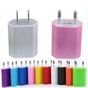 Caricabatterie diretti colorati Caricabatterie universali per caricabatterie da parete per caricabatterie da viaggio per caricabatterie da viaggio