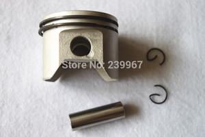Pistone assy 50mm per cinese 1E50F-1 71CC 4.8HP 2 ciclo terra coclea kit pistone trapano spedizione gratuita