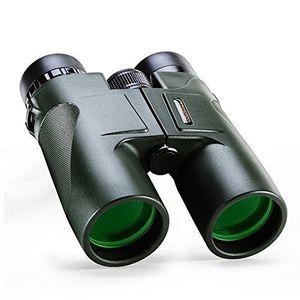 USCAMEL Military HD 10x42 Fernglas Professionelle Jagdteleskop Zoom Hochwertige Vision Keine Infrarot-Okular Armee Grün