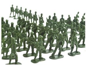 D172 100 قطعة / الوحدة الحرب العالمية الثانية الأسود غابة معركة الجيش لنا الجيش العسكرية الجندي اللبنات الطوب نموذج اللعب
