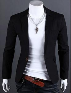 Al por mayor-chaqueta de los hombres traje nuevo de la manera elegante de los hombres, chaqueta de los hombres, juego de negocio, juego formal, 6 colores Tamaño: M-L-XL-XXL XXXL