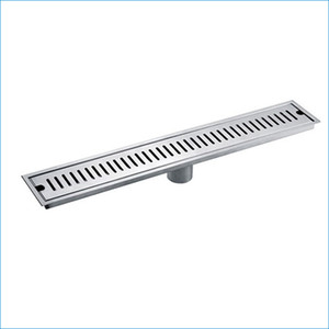 50 cm De Aço Inoxidável Desodorização Escorredor, piso linear de drenagem, banheiro chão dreno, Frete Grátis J14169