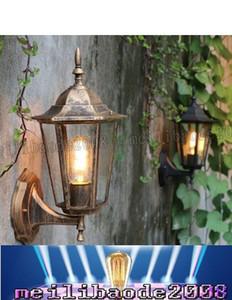 Estilo europeu villa exterior lâmpada de parede ao ar livre à prova d 'água lâmpada de parede lâmpada de parede varanda ao ar livre retro criativo pátio LLFA