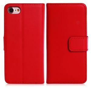 Für iPhone7 plus Telefon Fall Luxus Brieftasche Kreditkarte Buch Stil Flip Stand Ledertasche für Iphone 7