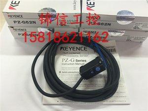 KEYENCE PZ-G62N Quadrado retro-reflexivo Tipo de Cabo Sensor Fotoelétrico Brand New Garantia de Alta Qualidade Por Um Ano