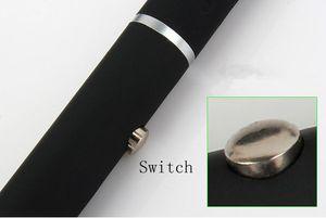 الجملة-جديد عالية الطاقة 200 متر 1000 متر 532nm مؤشر الليزر الأخضر القلم (أسود) المهنية الليزر عالية الطاقة قوية شحن مجاني