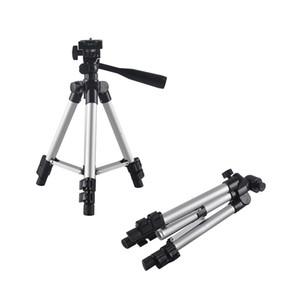 Support de lampe de pêche en plein air Accessoires de caméra portable universel télescopique Mini trépied léger Stand Hold gros 2508018