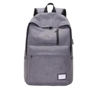 Zaino per notebook in nylon per uomo Zaino per notebook in nylon per uomo Zaino per laptop Zaino per notebook con borsa USB B093