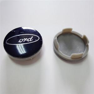 Tampões de cubo plásticos do centro de roda do cromo do ABS para as tampas de roda do carro de Ford 54mm para o artigo nenhum 44732-SXO-JO10