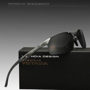 Herren Marke polarisierte Sonnenbrille Fashiob Driving Brille Aluminium Outdoor Sport Bekleidung Accessoires Brillen Radfahren neuesten Sonnenbrille