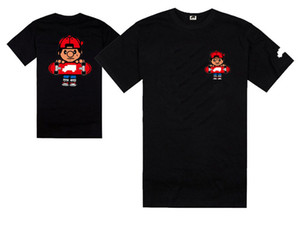 Camisa Europeia e Trukfit New Hop Long T-shirt de manga curta camisa quente popular americano t Vendendo manga de manga de preço de fábrica 20 kbgjf
