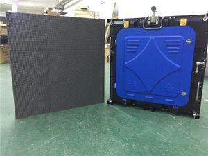 P6 colore completo esterno, SMD 1/8 scansione, 576X576mm pressofusione cabinet in alluminio, schermo video led display a colori, a parete video a LED