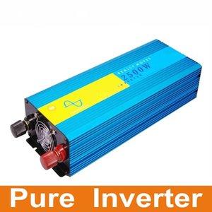 Инвертор 2500W синус pur пик 5000W Солнечный инвертор 2500W чистая синусоидальная волна инвертор питания автомобиля DC 24V AC 220V преобразователь питания